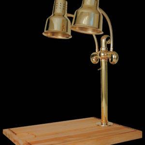 DLM/MB/2418/BR Hanson Brass Carving Station